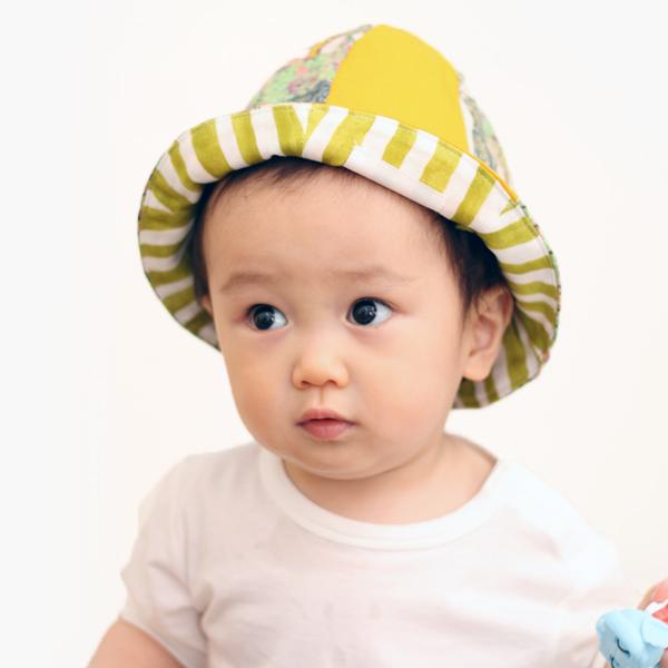 ベビー帽子 おさんぽくまさん